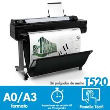 Impresora HP Gran Formato T520 36 , CQ893A