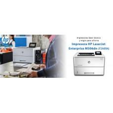 Impresora HP Enterprise LaserJet M506DN, F2A69A BGJ