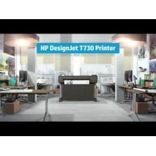 Impresora HP Gran formato T730, F9A29A