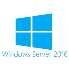 Microsoft Windows Server 2016 64Bit Español 1pk DSP OEI DVD 16 Core