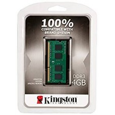 Kingston Memoria 4GB Module - DDR3L 1600MHz KCP3L16SS8/4