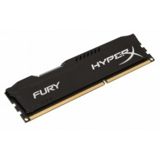kingston hyperx fury memory black - 4gb module - ddr3 1600mhz hx316c10fb/4