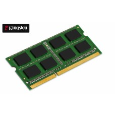 Kingston Memoria DDR3, 1600MHz, Non-ECC, CL11, 1RX8, 1.5V, Unbuffered, SODIMM, 204-pin KCP316SS8/4