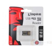 lector externo de memorias kingston reader compatibility with memory micro sd fcr-mrg2