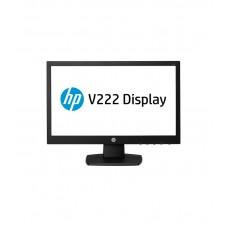 Monitor HP V222 21.5 , FullHD, Widescreen, Negro M1T37AA