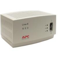 regulador de voltaje apc le600, line-r 600va