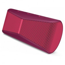 Parlante Bluetooth Logitech x300 wireless red housing/red grill - lat 984-000406