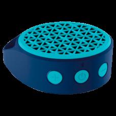 parlante logitech x50 mobile bluetooth azul