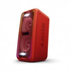 Minicomponente SONY Diseño de dos vías Rojo, GTK-XB7/RC