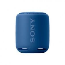 parlante sony inalambrico portatil con bluetooth azul, srs-xb10/l