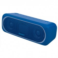 parlante sony inalambrico portatil con bluetooth azul, srs-xb30/l