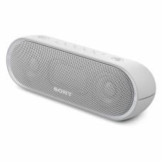parlante sony inalambrico portatil con bluetooth blanco, srs-xb20/w