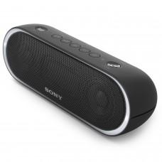parlante sony inalambrico portatil con bluetooth negro, srs-xb20/b