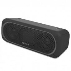 parlante sony inalambrico portatil con bluetooth negro, srs-xb40/b