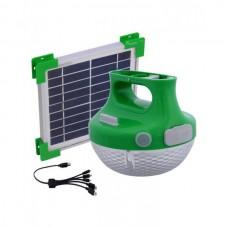 mobiya lampara solar recargable ts120s apc aep-lb-su12w,