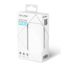 Power Bank TP LINK TL-PB5200 5200mAh Carga rapida