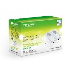Transmisor de datos por cableado electrico TP LINK TL-PA4010
