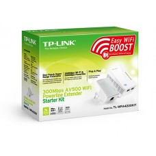 Transmisor de Datos por Cableado Electrico TP Link TL-WPA4220