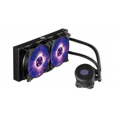 Refrigeracion Cooler Master cpu cm master liquid ml240l rgb mlw-d24m-a20pcr