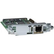 Cisco 1-Port 3rd Gen Multiflex Trunk Voice/WAN Int. Card - T1/E1 VWIC3-1MFT-T1/E1=