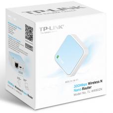 tp link tl-wr802n router inalambrico ap n portatil 300mbps