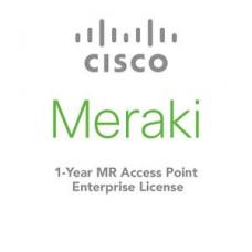 Cisco LICENCIA PARA SWITCH Meraki MS220-24P Enterprise License and Support, 1 Year
