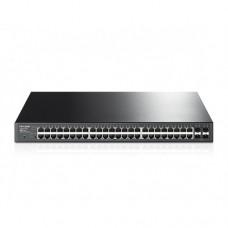 tp link t1600g-52ps(tl-sg2452p) switch jetstream de 48 puertos