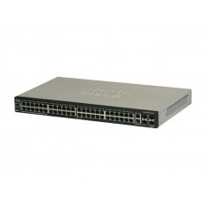 switch administrable cisco sg500-52-k9-na