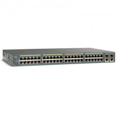 switch catalyst 2960 plus cisco ws-c2960+48tc-s