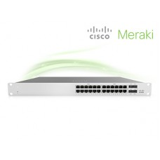 Switch Cisco meraki ms120-24p 1g l2 cld -mngd 24x gige 370w poe switch ms120-24p-hw