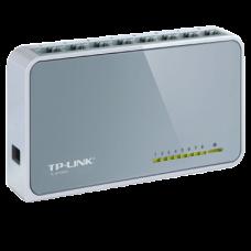 tp link tl-sf1008d switch de 8 puertos de escritorio mini 10/100m