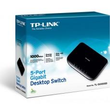 tp link tl-sg1005d switch de 5 puertos gigabit