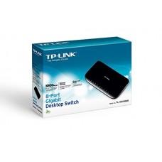 tp link tl-sg1008d switch de 8 puertos gigabit