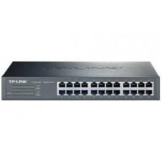 tp link tl-sg1024d switch de 24 puertos rack gigabit
