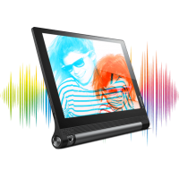 Tablet Lenovo yoga tab 3 10 wifi negro pizarra za0h0046co