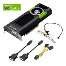 tarjeta de video pny nvidia qadro 16gb ddr5 2560 cuda vcqp5000-esppb