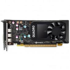 tarjeta de video pny nvidia qadro 4gb ddr 640 cuda vcqp1000-esppb