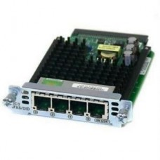 Modulo Cisco four-port voice interface card - fxs and did vic3-4fxs/did=