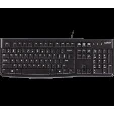 Teclado Logitech K120 En Español