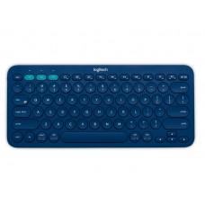 Teclado Logitech K380 Multidispositivo Bluetooth Azul