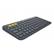 Teclado Logitech K380 Multidispositivo Bluetooth Negro