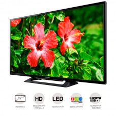 Televisor SONY 32 Pulgadas HD, KDL-32R327C