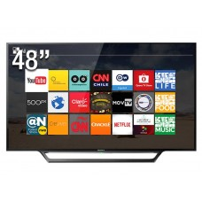 Televisor Sony Led Smart Wi-Fi 48 FHD, KDL-48W657D