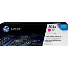 Toner HP 304A Magenta Laserjet, CC533A