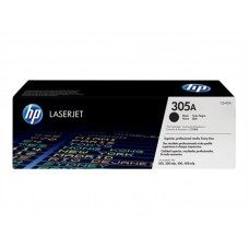Toner HP 305A Black Laserjet Pro 300, 400, CE410A