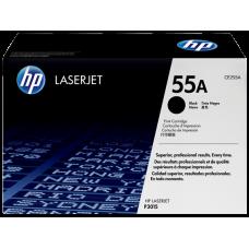 Toner HP 55A Black Laserjet CE255A