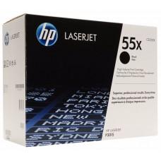 Toner HP 55X Black Laserjet P3015, CE255XD