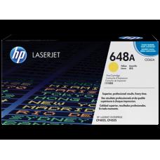Toner HP 648A Yellow Laserjet CE262A