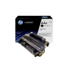 Toner HP 64A Black Laserjet CC364A