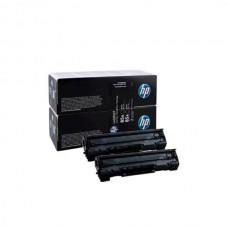 Toner HP 85A Black Caja X 2 Laserjet P1102 P11102 WM1212 M1132